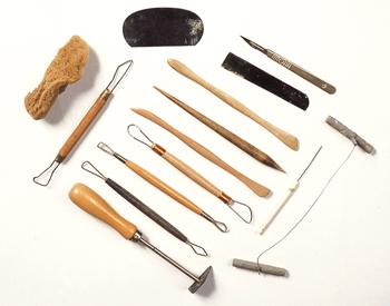 utensili-argilla
