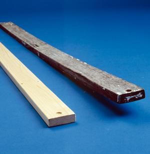 legno imbarcato