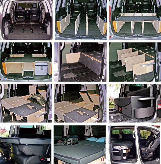 Idee letto per furgone la scelta giusta variata sul for Design personalizzato per la casa