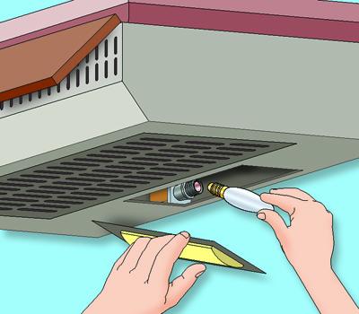 Cappa aspirante   la manutenzione   bricoportale: fai da te e ...