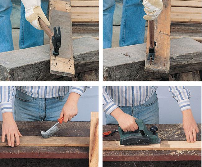 Costruire un tavolino con i bancali - Bricoportale: Fai da te e bricolage