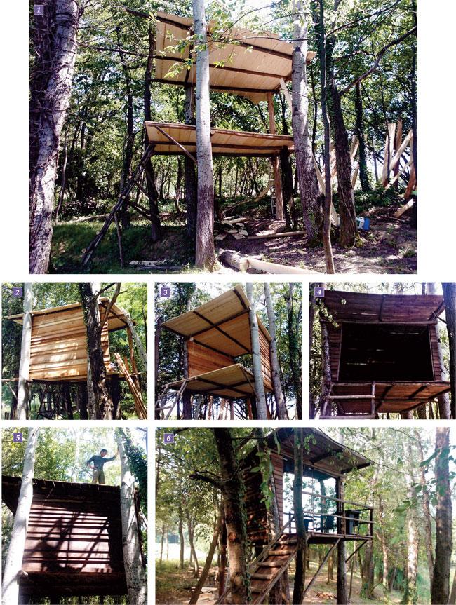 Ben noto Come costruire una casa sull'albero - Bricoportale: Fai da te e  QI37