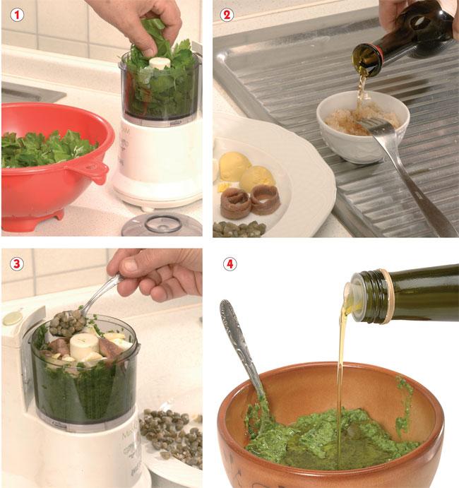 ricetta salsa verde, salsa verde ricetta, salsa verde, salsetto verde,  salse per bollito, salsa verde per bollito, salsa verde ricetta