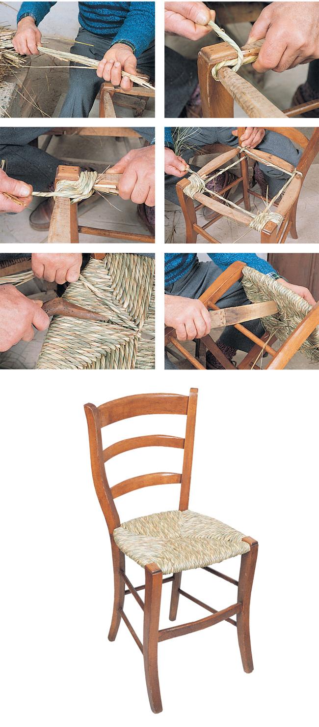 Impagliare sedie guida passo passo per un risultato perfetto for Feltrini per sedie