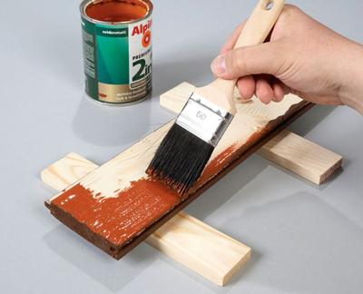 Effetto legno anticato