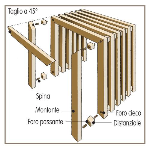 Tavolino fai da te di design bricoportale fai da te e for Portacellulare da tavolo fai da te