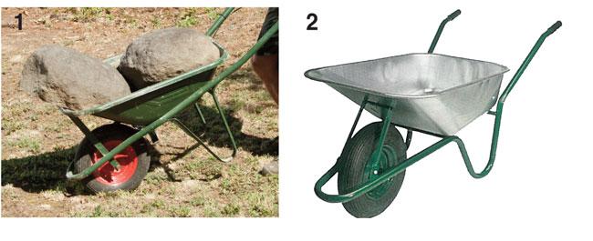 carriola, carriola da giardino, carriole da giardino, ruota carriola, ruote carriola, ruote per carriole,