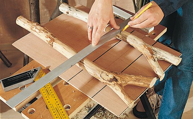Taglio legni