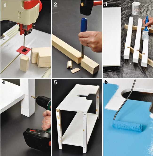 Costruire un mobile sottolavabo ri55 regardsdefemmes - Costruire un mobile in legno ...