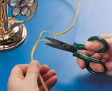 forbici da elettricista, forbice da elettricista, forbice a lama corta, forbici a lama corta, attrezzatura per elettricisti