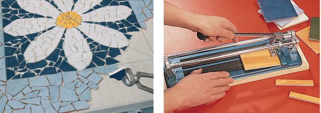 Mosaico fai da te bricoportale fai da te e bricolage - Fare un bagno fai da te ...