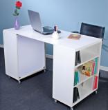 scrivania modulare, scrivania modulare fai da te, scriviania fai da te, costruire una scrivania