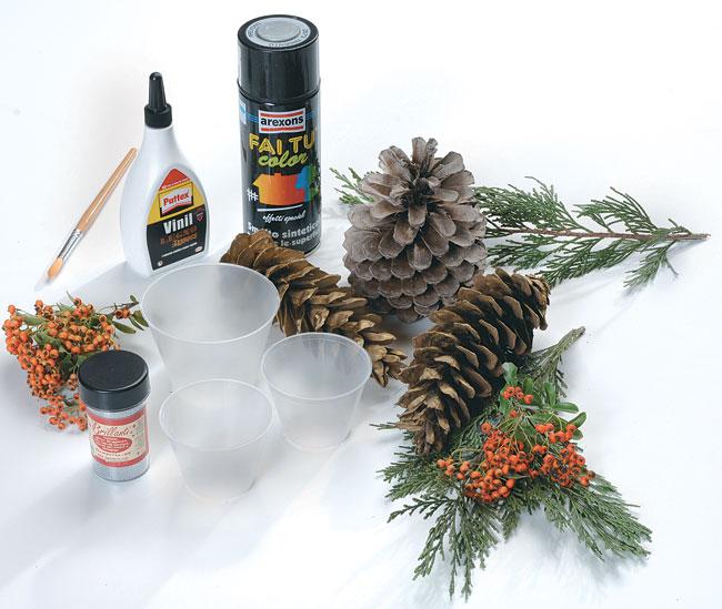 Centrotavola natalizio fai da te bricoportale fai da te e bricolage - Centro tavola natalizio fai da te ...