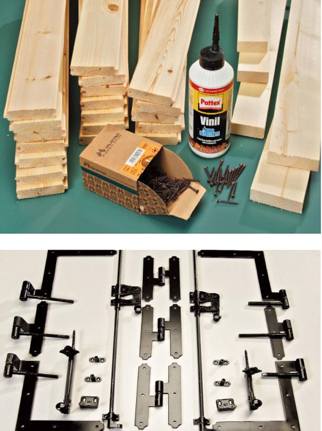 Costruire serramenti fai da te di legno bricoportale - Miglior materiale per finestre ...