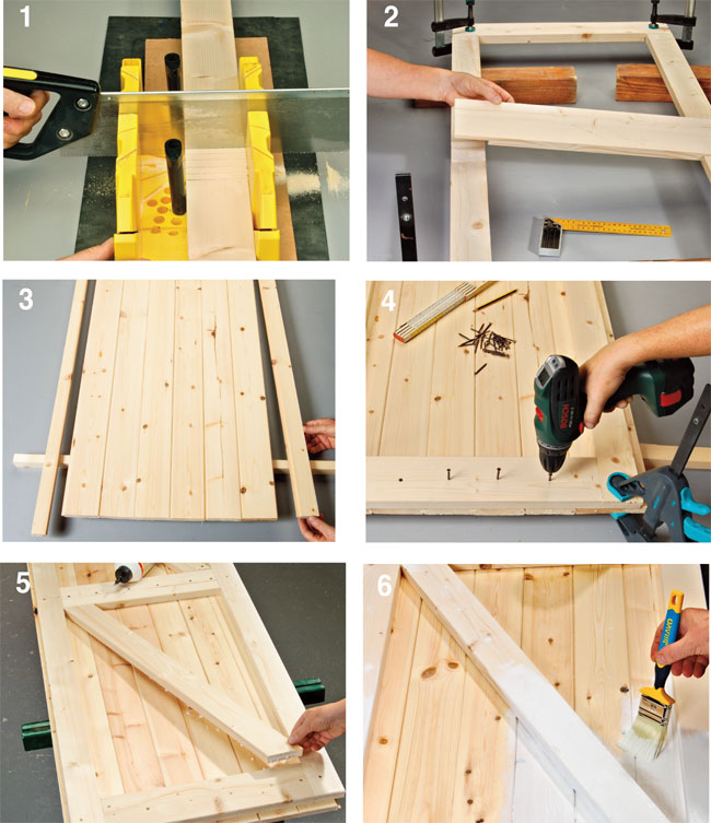 Costruire serramenti fai da te di legno bricoportale - Costruire mobili in legno fai da te ...