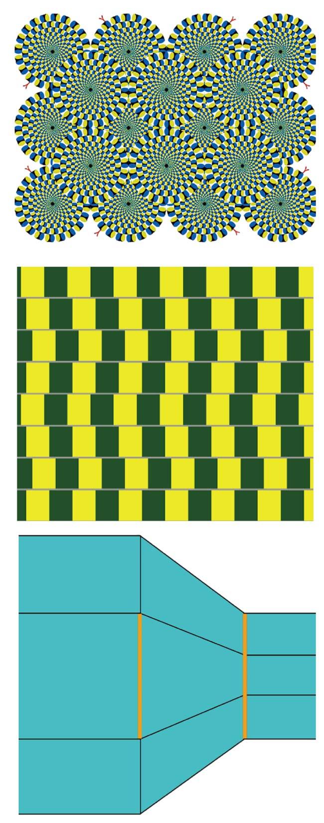 quadro a doppia visione, quadro fai da te, effetti ottici