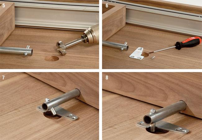 Panca per cucina fai da te design casa creativa e mobili - Costruire mobili in legno fai da te ...