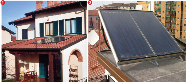 Pannello Solare Fai Da Te Fotovoltaico : Impianto solare termico fai da te guida completa per non