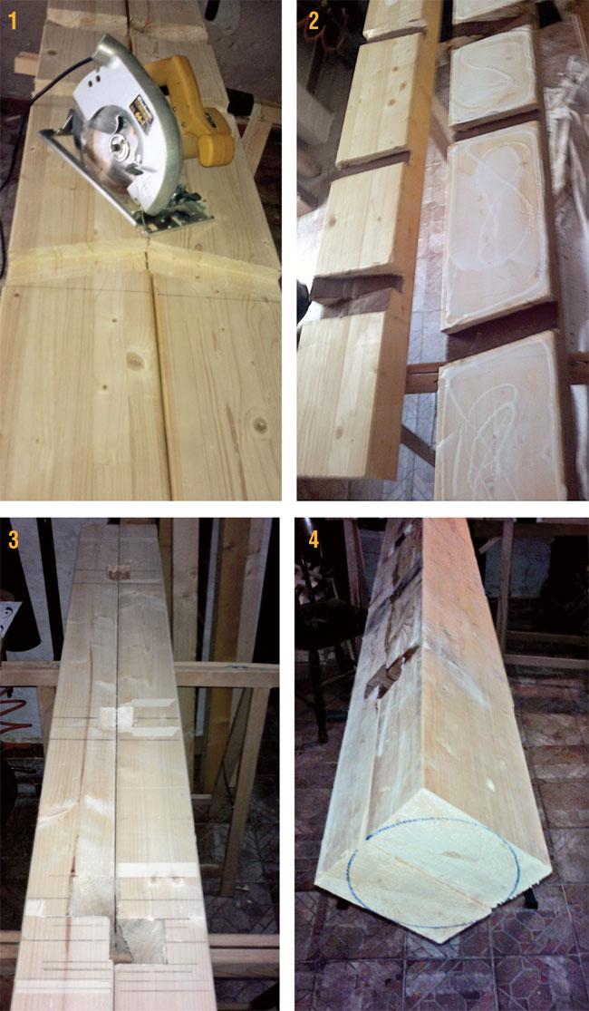 uomo di legno fai da te ecco come costruirlo