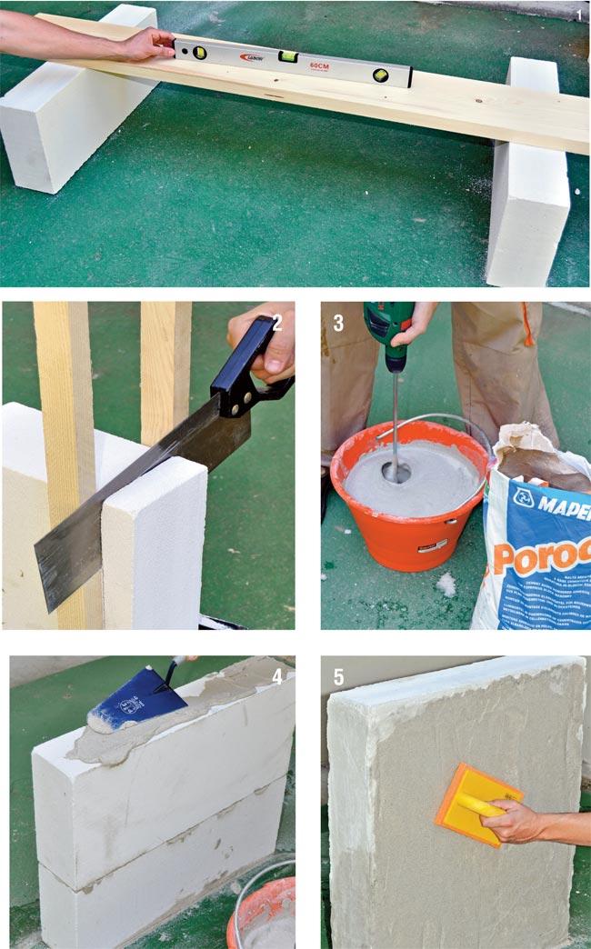 Tavolo In Cemento Da Giardino.Costruire Un Tavolo Da Giardino Bricoportale Fai Da Te E Bricolage