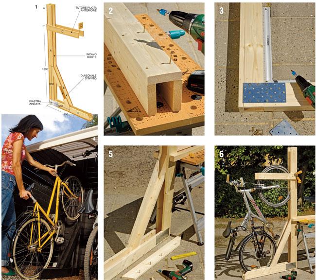 Box per biciclette, box bici, box fai da te, bon bici fai da te, deposito bici, costruire un box, ciclobox, ripostiglio per biciclette, bici al coperto