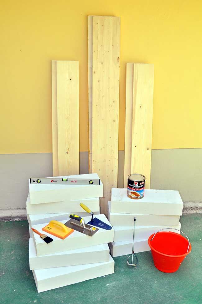 Costruire un tavolo da giardino bricoportale fai da te - Costruire un tavolo allungabile ...