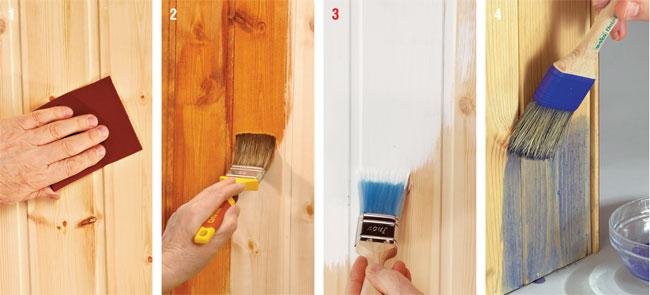 Finitura delle perline in legno - Bricoportale: Fai da te e bricolage