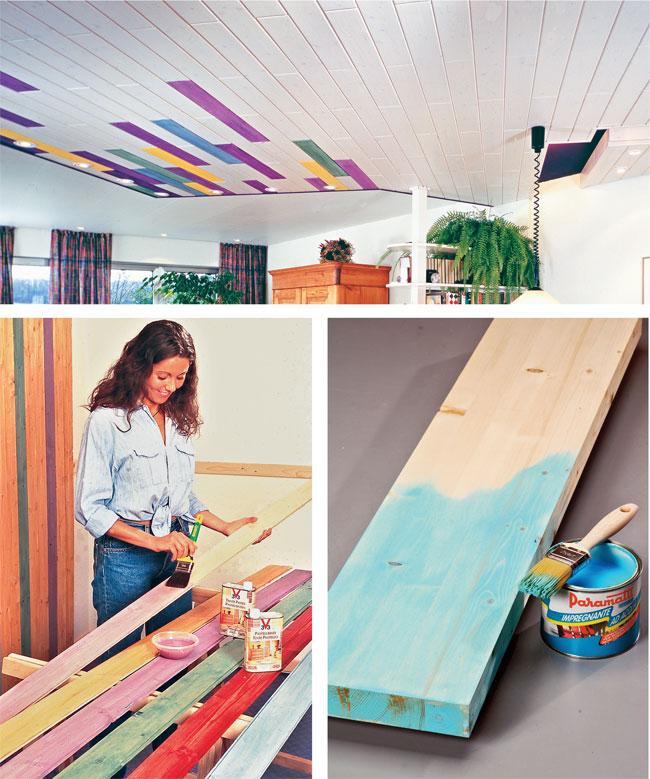 Soffitto di perline ~ idee di design nella vostra casa