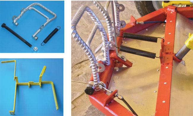 pedale in ferro