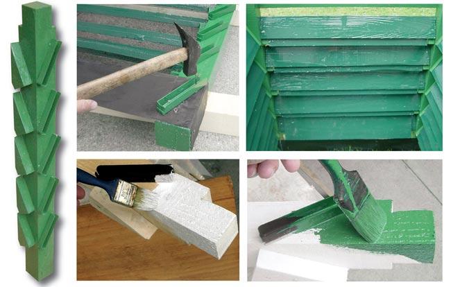 costruire una compostiera