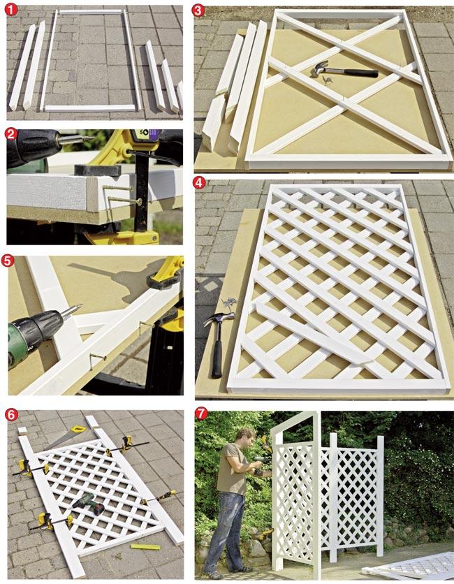 costruire una cucina da esterno in legno d'abete - bricoportale ... - Costruire Cucina