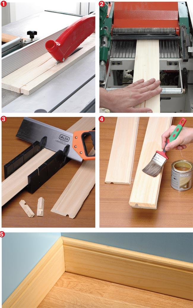 Come Fresare il legno - Bricoportale: Fai da te e bricolage