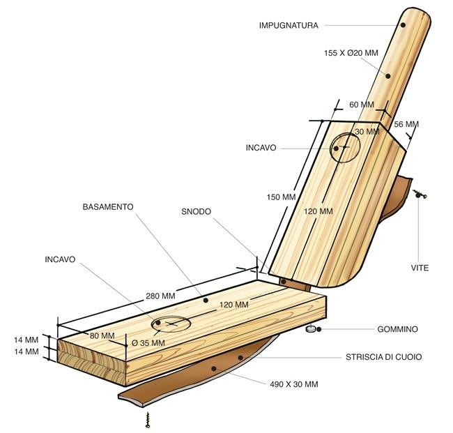 Come eliminare le zanzare in giardino idee di - Costruire mobili in legno fai da te ...