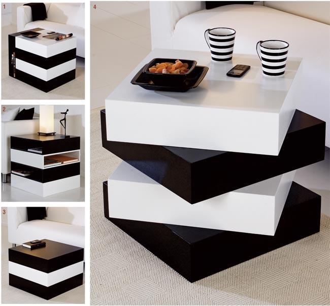 Tavolo modulare fai da te - Bricoportale: Fai da te e bricolage