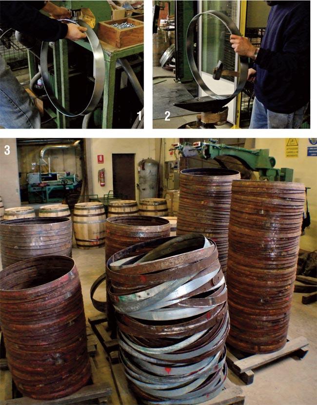 Come costruire una botte di legno bricoportale fai da for Dischi di legno