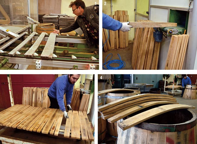 Come costruire una botte di legno bricoportale fai da for Costruire una piccola casa da soli
