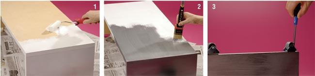 Piano scorrevole per tavolino bricoportale fai da te e - Costruire tavolino ...