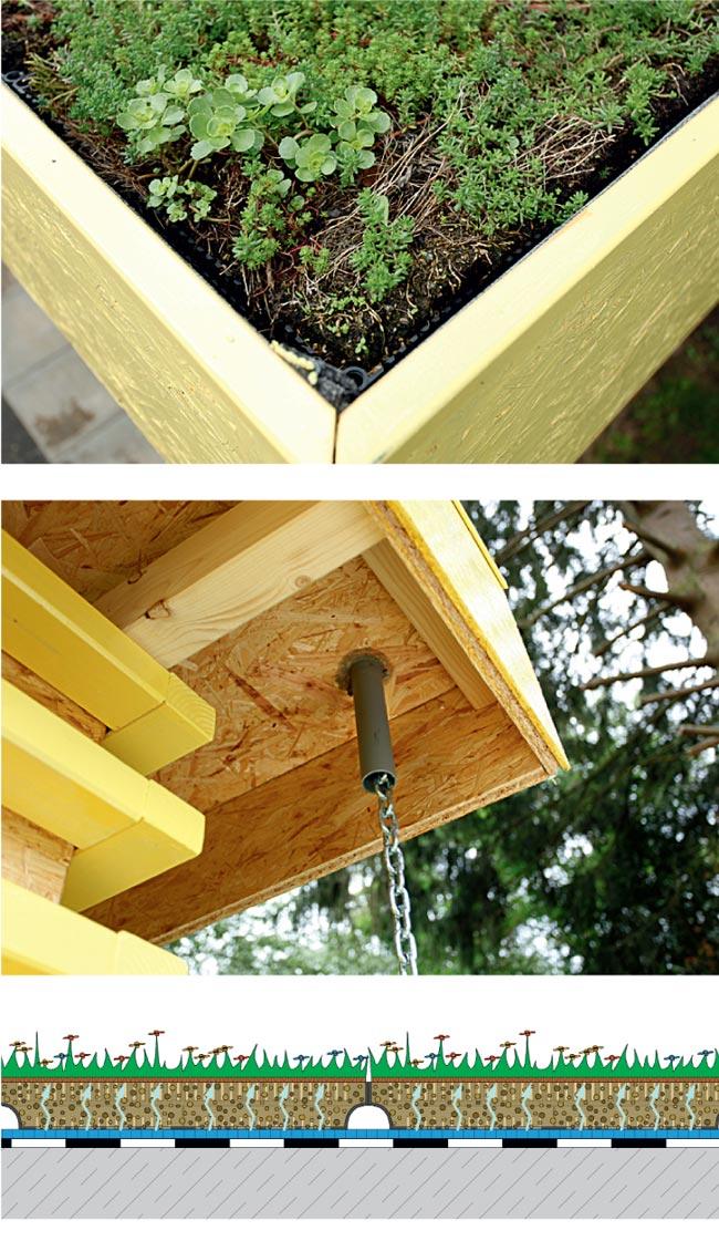 Box per biciclette fai da te bricoportale fai da te e for Costruire una semplice capanna di legno