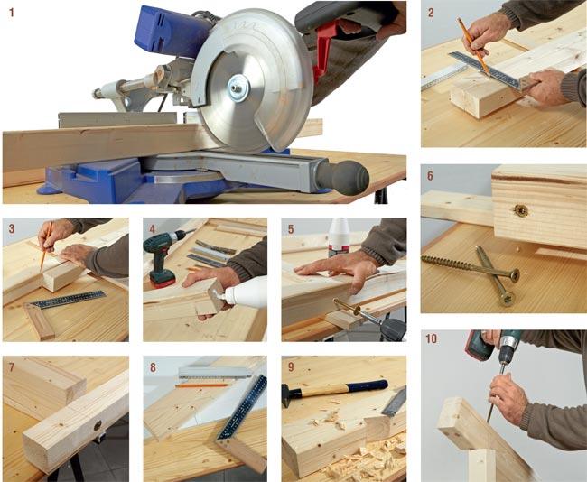 Camino Esterni Fai Da Te : Costruire una legnaia fai da te da esterno con tettoia