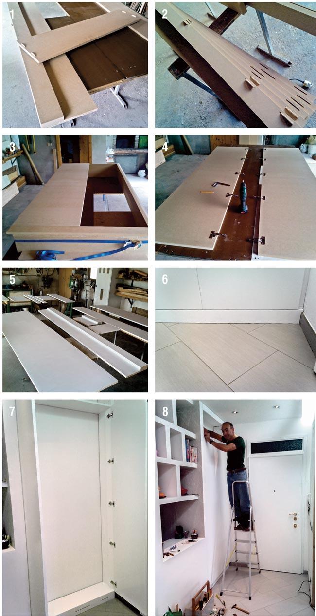 Amato Come costruire un mobile sala - Bricoportale: Fai da te e bricolage ZI69