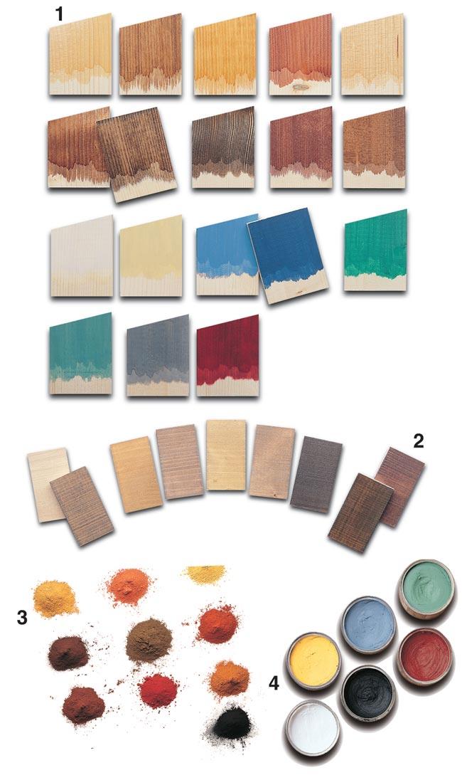 Verniciare il legno con essenze e pigmenti bricoportale il portale del fai da te - Verniciare finestre in legno ...