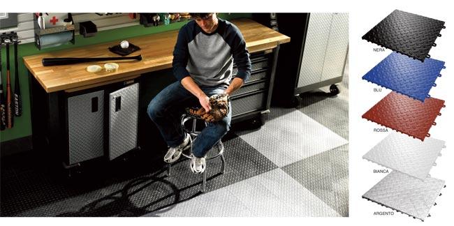 pavimenti per garage