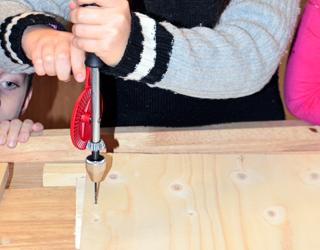 forare il legno