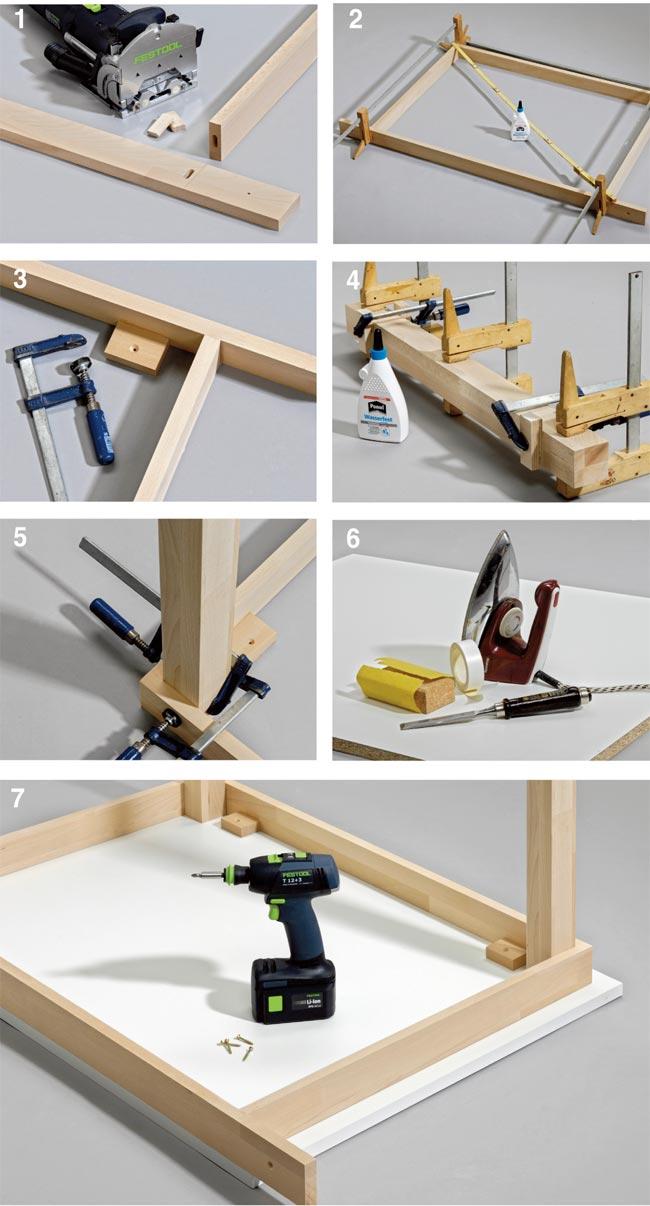 Costruire Un Letto A Castello In Legno ~ Design casa creativa e mobili ispiratori