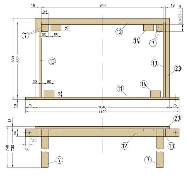In conclusione possiamo affermare che costruire un letto a soppalco ...