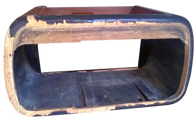 telaio in legno radio