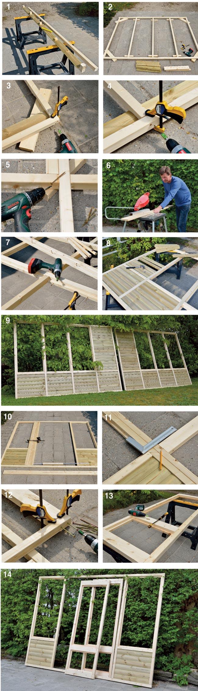 Casetta giardino costruire luci da giardino fai te alta - Costruire casette in legno fai da te ...