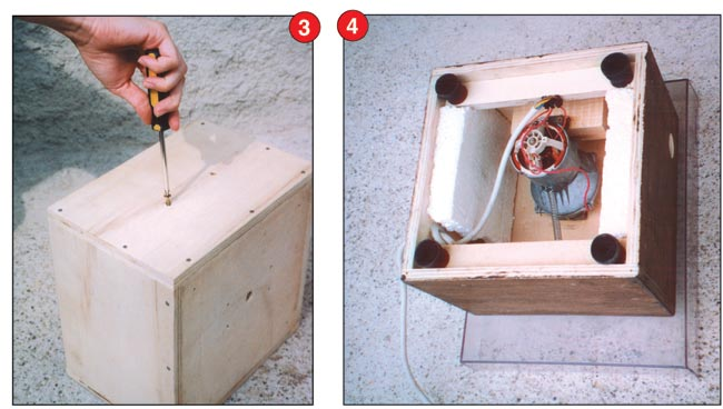 Come costruire un tornio elettrico per ceramica for Costruire un tornio per legno