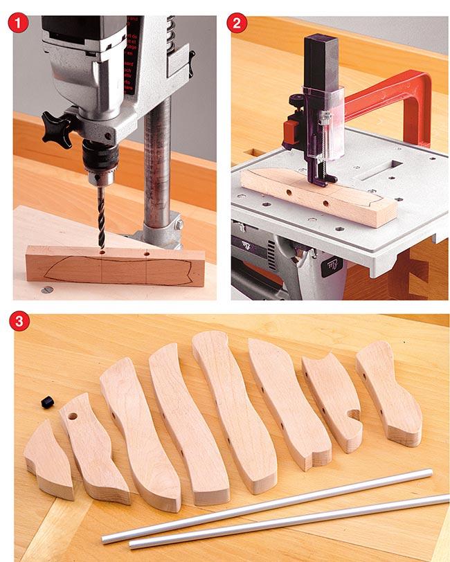 Sottopentola fai da te a forma di sogliola bricoportale for Costruire un pergolato in legno fai da te