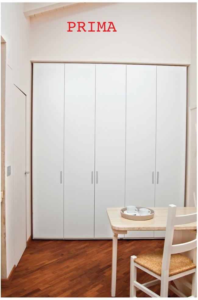 Rivestire ante cucina scopri la nuova cucina genius loci for Brico adesivi pareti